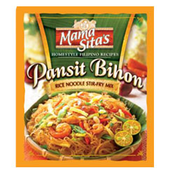 MS Pansit Bihon Rice Noodle Stir-Fry Mix 40 gram