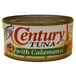 Cen Tuna with Calamansi 180 gram