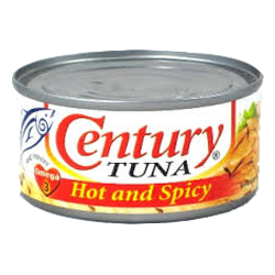 Cen Tuna Hot & Spicy 180 gram