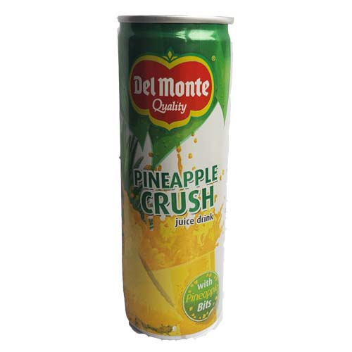 Del Monte Pineapple Crush 240 ml