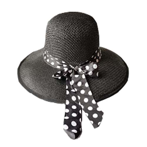 Hat for Women Black