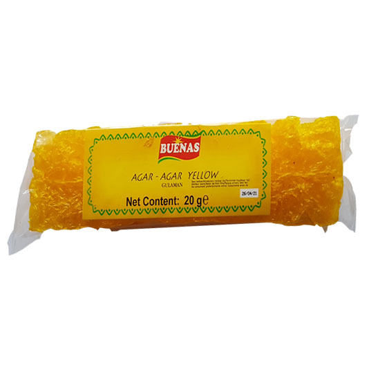 Bu Agar Agar Yellow 20 gr