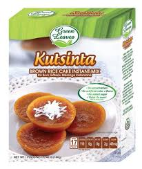 GL Kutsinta Brown Rice Cake Mix 180 gr