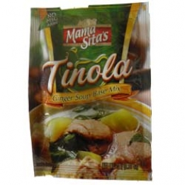 MS Tinola Ginger Soup mix