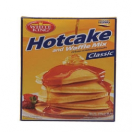 White King Classic Hot Cake Mix 400 gram