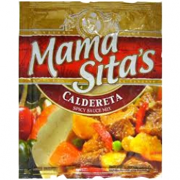 MS Caldereta Mix 50 gram