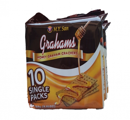 MS Grahams Honey 200 gram