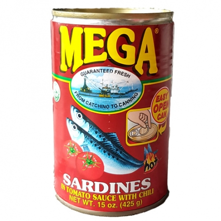 Mg Sardines Green Big