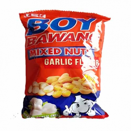 BB Mixed Nuts Garlic Flavor 100 gram