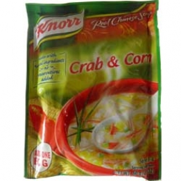 Knorr Crab & Corn Soup  60 gram