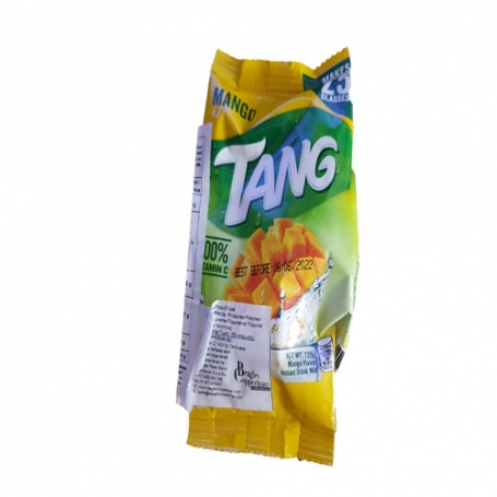 Tang Mango Powder Drinks for 25 Glasses