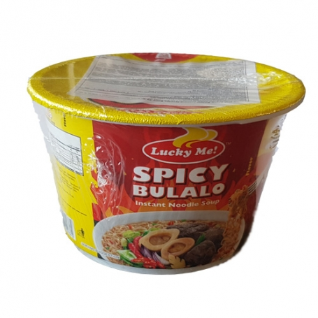 Lucky Ne Bulalo Spicy Soup 28g